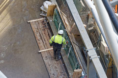 ψαλίδι ανελκυστήρων Στοκ εικόνες με δικαίωμα ελεύθερης χρήσης