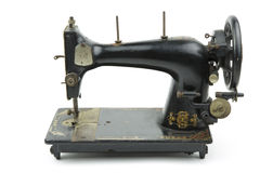 ψαλιδίζοντας απομονωμένος ράβοντας τρύγος μονοπατιών μηχανών στοκ φωτογραφία με δικαίωμα ελεύθερης χρήσης