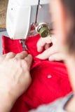 ψαλιδίζοντας απομονωμένος ράβοντας τρύγος μονοπατιών μηχανών Στοκ Εικόνα