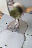 ψαλιδίζοντας απομονωμένος ράβοντας τρύγος μονοπατιών μηχανών Στοκ φωτογραφίες με δικαίωμα ελεύθερης χρήσης