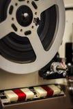 ψαλιδίζοντας συμπεριλαμβανόμενος ταινία τρύγος προβολέων μονοπατιών στοκ εικόνα