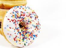 Ψεκάζει Doughnut Στοκ Εικόνες
