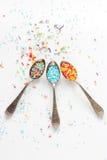 Ψεκάστε ένα κουταλάκι του γλυκού Στοκ Εικόνα