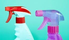 ψεκασμός μπουκαλιών Στοκ Εικόνα