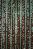 ψευδάργυρος τοίχων Στοκ Φωτογραφία