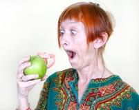 ψεύτικα δόντια απώλειάς σας Στοκ Εικόνες