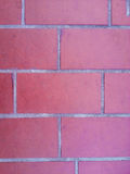 Ψεύτικα τούβλα (υπόβαθρο) Στοκ Εικόνες