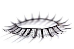 Ψεύτικα eyelashes Στοκ Εικόνα