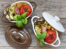 ψημένα λαχανικά Στοκ εικόνες με δικαίωμα ελεύθερης χρήσης