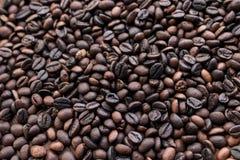 Ψημένα οργανικά arabica φασόλια καφέ Τροπικό εξωτικό νησί του Μπαλί, Ινδονησία Αυθεντικός καφές του Μπαλί σε έναν καφέ Στοκ εικόνες με δικαίωμα ελεύθερης χρήσης