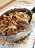 ψημένα πάπια λαχανικά στοκ φωτογραφία με δικαίωμα ελεύθερης χρήσης
