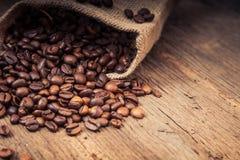 Ψημένα πρόστιμο φασόλια καφέ Στοκ φωτογραφία με δικαίωμα ελεύθερης χρήσης