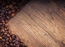 Ψημένα πρόστιμο φασόλια καφέ Στοκ Φωτογραφία