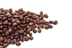 Ψημένα πρόστιμο φασόλια καφέ Στοκ Φωτογραφίες