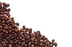 Ψημένα πρόστιμο φασόλια καφέ Στοκ φωτογραφίες με δικαίωμα ελεύθερης χρήσης