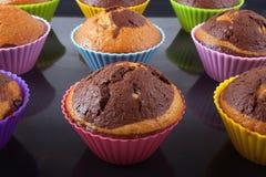 ψημένα πρόσφατα muffins Στοκ φωτογραφία με δικαίωμα ελεύθερης χρήσης