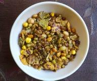 Ψημένα σιτάρια και δημητριακά Στοκ φωτογραφίες με δικαίωμα ελεύθερης χρήσης