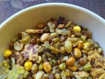 Ψημένα σιτάρια και δημητριακά Στοκ φωτογραφία με δικαίωμα ελεύθερης χρήσης