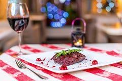 Ψημένα στη σχάρα κρέατα Στοκ εικόνα με δικαίωμα ελεύθερης χρήσης