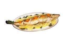 ψημένα ψάρια στοκ εικόνες με δικαίωμα ελεύθερης χρήσης