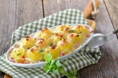 Ψημένες μπουλέττες πατατών στοκ φωτογραφία με δικαίωμα ελεύθερης χρήσης
