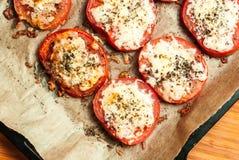 Ψημένες ντομάτες Στοκ φωτογραφίες με δικαίωμα ελεύθερης χρήσης