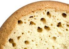 ψημένη δομή ψωμιού Στοκ Εικόνες