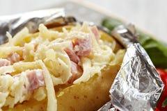 ψημένη πατάτα Στοκ Φωτογραφία