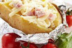 ψημένη πατάτα Στοκ φωτογραφία με δικαίωμα ελεύθερης χρήσης
