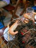 ψημένη πιάτο θάλασσα μαϊντανού τροφίμων ψαριών Στοκ Εικόνα