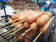Ψημένο αυγό στοκ φωτογραφία με δικαίωμα ελεύθερης χρήσης