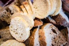 ψημένο κατάταξη πεδίο βάθους ψωμιών πρόσφατα ρηχό Στοκ φωτογραφία με δικαίωμα ελεύθερης χρήσης