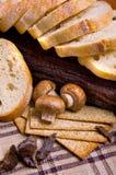 ψημένο κατάταξη ψωμί Στοκ φωτογραφίες με δικαίωμα ελεύθερης χρήσης