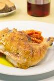 Ψημένο κοτόπουλο στοκ φωτογραφίες