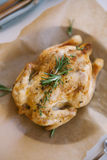 Ψημένο κοτόπουλο Στοκ φωτογραφία με δικαίωμα ελεύθερης χρήσης