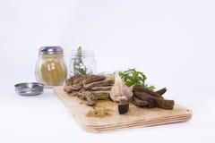 ψημένο κρέας Στοκ φωτογραφία με δικαίωμα ελεύθερης χρήσης