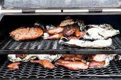 ψημένο κρέας Στοκ φωτογραφίες με δικαίωμα ελεύθερης χρήσης