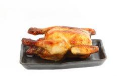 Ψημένο στη σχάρα κοτόπουλο Στοκ Φωτογραφία