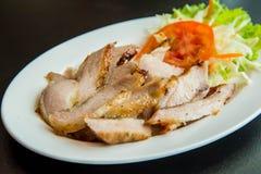 Ψημένο χοιρινό κρέας Στοκ εικόνες με δικαίωμα ελεύθερης χρήσης