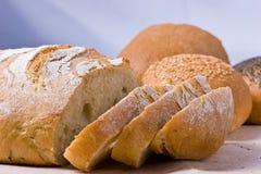 ψημένο ψωμί φρέσκο Στοκ Φωτογραφία