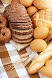 ψημένο ψωμί Στοκ Εικόνα