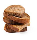 Ψημένο wholemeal ψωμί Στοκ εικόνες με δικαίωμα ελεύθερης χρήσης