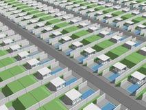 ψηφιακά γενικά μέρη κατοικίας ελεύθερη απεικόνιση δικαιώματος