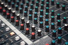 ψηφιακά εργαλεία διοικητικής επιτροπής μηχανών εισόδου συσκευών στοιχείων ελέγχου Στοκ Εικόνα