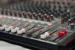 ψηφιακά εργαλεία διοικητικής επιτροπής μηχανών εισόδου συσκευών στοιχείων ελέγχου Στοκ εικόνες με δικαίωμα ελεύθερης χρήσης