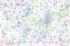 Ψηφιακά παραγμένος ετερόκλητος abctract το υπόβαθρο κρητιδογραφιών των πράσινων, μπλε και ιωδών χρωμάτων ελεύθερη απεικόνιση δικαιώματος