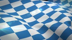 Ψηφιακά παραγμένος της πιό oktoberfest σημαίας ελεύθερη απεικόνιση δικαιώματος