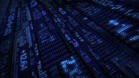 Ψηφιακά στοιχεία τηλετύπων χρηματιστηρίου φιλμ μικρού μήκους