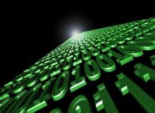 ψηφιακές πληροφορίες διανυσματική απεικόνιση
