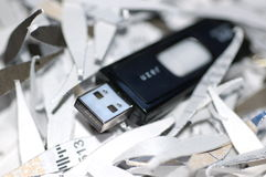 ψηφιακή ασφάλεια στοιχεί Στοκ Φωτογραφία